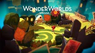 WonderWorlds - Gameplay (ios, ipad) (RUS)