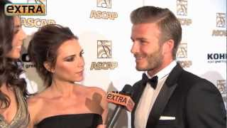 Виктория Бекхэм, David Victoria Beckham - Latin America Awards March 2012
