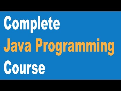 Complete Core Java Programming Course Beginners to Advance ...