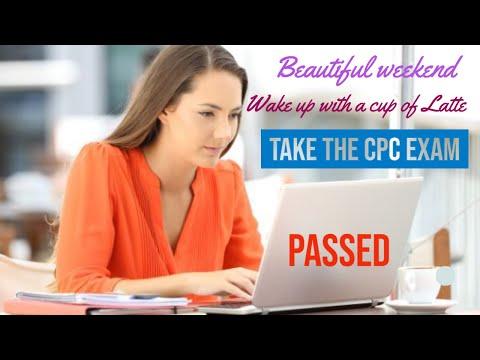 HOW TO PASS THE CPC EXAM GUARANTEE 2021 - YouTube