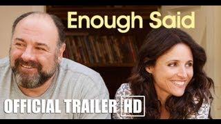 ENOUGH SAID: Official HD Trailer