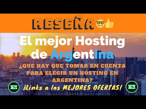 📣📣EL MEJOR HOSTING DE ARGENTINA 2019 🇦🇷