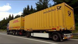 TV Doku: DHL, Hermes & Co   Der Große Paketdienst Test