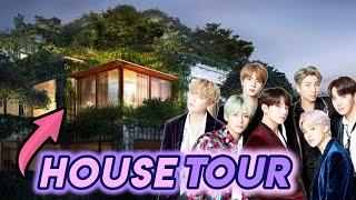 BTS   House Tour 2020   6.5 Million Dollar Luxury Apartment and More   South Korea