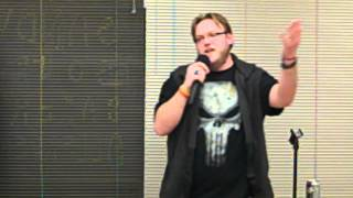 Bookworm Bakery & Cafe Presents Comedy Night March 9 2012 Video 11.MP4