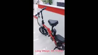 F-wheel A5 e-bike at a glance