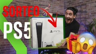 ¡¡¡Participa y GANA una PS5 GRATIS!!!