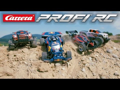 Carrera Profi RC Buggies
