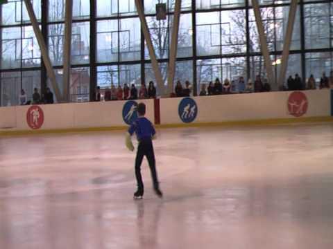 Фінал Кубку України серед юних фігуристів 2013