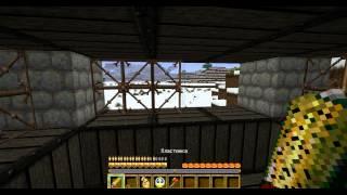 "Фильм:Minecraft - ""Зомби Апокалипсис"" [1 серия]"