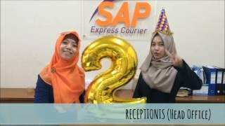 Ulang Tahun PT SAP EXPRESS yang ke 2