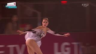 Alina Zagitova - Black Swan - LG ThinQ Ice Fantasia 2018 (1080p)