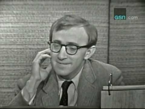 What's My Line?: Woody Allen
