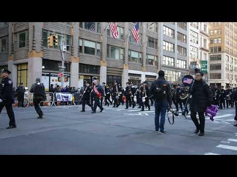 ⁴ᴷ Full 2018 NYC Veteran's Day Parade