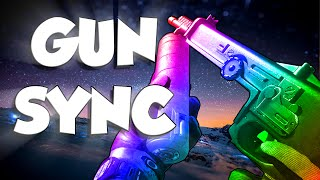 ♪ Theme Gun Sync ♪ ~ Ft. (The Black Gamer)