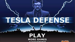 Tesla Defense Music - In Game