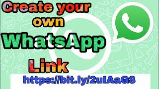 How to create WhatsApp number link??