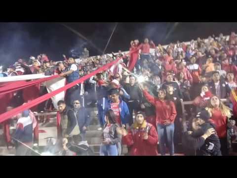"""""""Los andes hinchada + gol"""" Barra: La Banda Descontrolada • Club: Los Andes"""