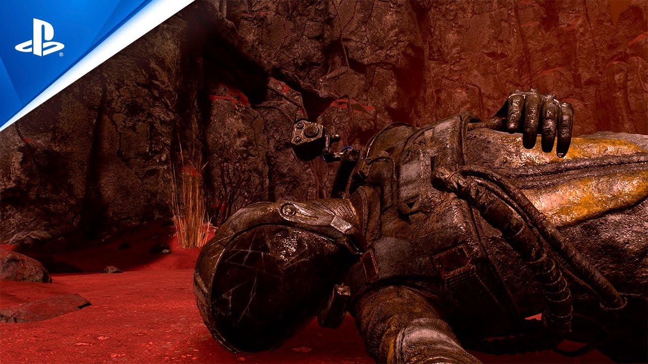 """La creación de los enemigos """"de otro mundo"""" de Returnal: tecnología de efectos visuales para tentáculos e inspiraciones procedentes de las profundidades oceánicas"""