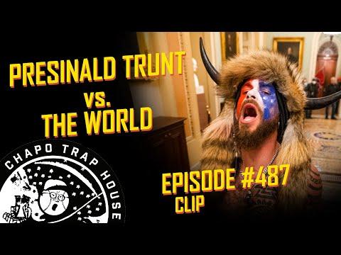 Presinald Trunt vs. the world   Chapo Trap House   Episode 487 CLIP