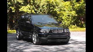 BMW X5 Начало