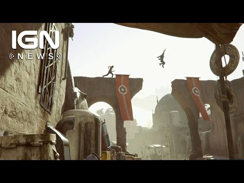 Visceral Star Wars Game Was 'Fun and Funny,' Co-Writer Todd Stashwick Says - IGN News