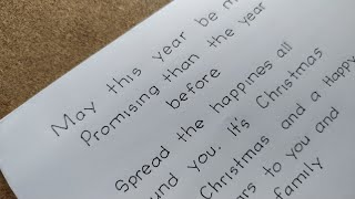 write Christmas messages and greetings in english | Merry Christmas 2020