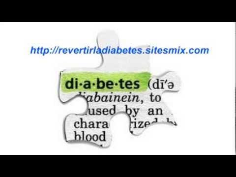 Menú con diabetes tipo 1