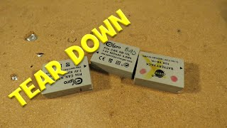 Canon Battery NB-10L Tear Down