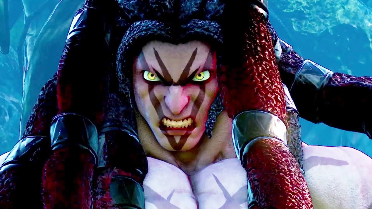 STREET FIGHTER V Necalli Trailer #VideoJuegos #Consolas