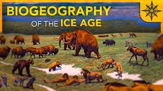 The BIOGEOGRAPHY of the Ice Age