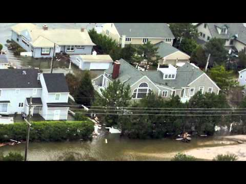 In 2011, Hurricane Irene wreaked havoc along the East Coast. The Romanos and the Kesslers, two Long Island homeowners, had their basements destroyed by a flood for the first time.