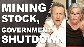 MINING STOCKS, GOVERNMENT SHUTDOWN, HYPERINFLATION… Q&A with Lynette Zang and Eric Griffin