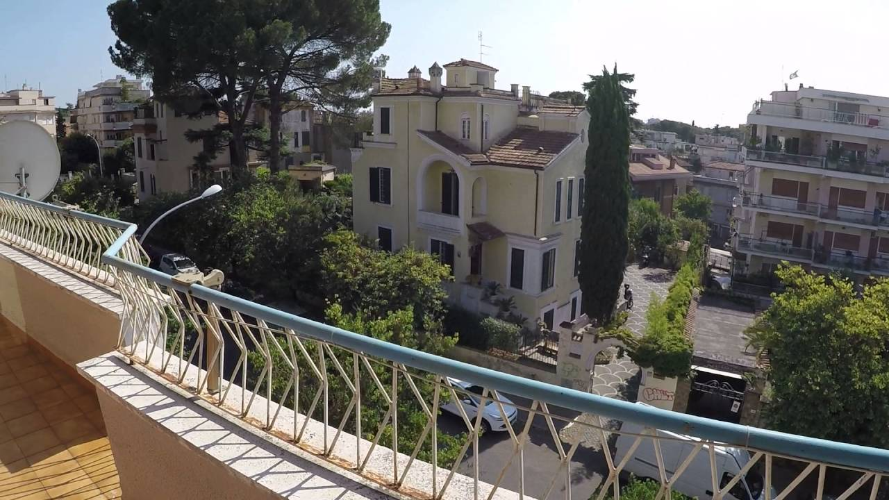 2 bedrooms for rent with a balcony in Monte Sacro, Rome