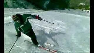 Skiing in brezovica kosovo