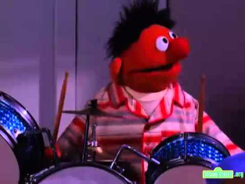 Sesame Street - Ernie Learns to Stop and Think