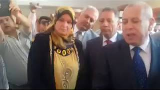 بالفيديو افتتاح مدرسة أبو الفتوح الحريري الاعدادية بميت الخولي عبدالله