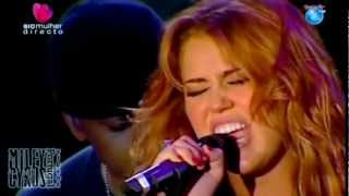 These four Walls - Miley Cyrus - Live at Rock in Rio Lisboa