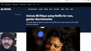 Social Justice Is Being WEAPONIZED, Netflix SUED For Not Paying Lesser Known Celebrity MILLIONS