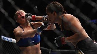 Ronda Rousey ANNIHILATED By Amanda Nunes At UFC 207