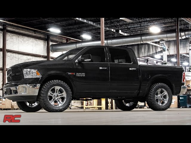 2015 Ram 1500 Leveling Kit >> Rough Country 2 5 Front Leveling Kit