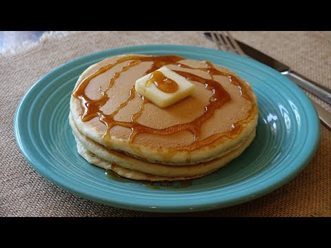 Hot Cake Recipe – Japanese Cooking 101