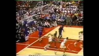 1995 NBA Finals - Orlando vs Houston - Game 4 Best Plays