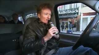 Conan Drives Commuters During The NYC Transit Strike - Video Youtube