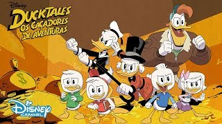 A chave Perdida | Aventura em 360 | Ducktales: os Caçadores de Aventuras