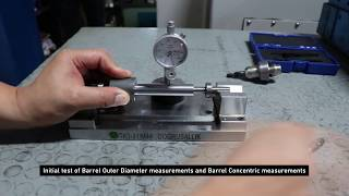 Cold Hammer Forged Barrel Production and Testing Phases