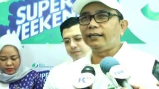 Video SUPERWEEKEND SERU BERSAMA BPJS KETENAGAKERJAAN
