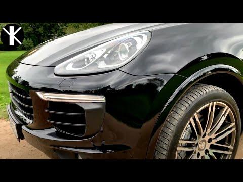 ЛУЧШИЙ дизель или Porsche Cayenne 958 diesel S V8