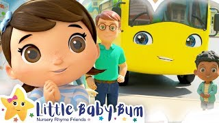 How to Say Thank you  - The Thank You Song for Kids | Nursery Rhymes & Kids Song | Little Baby Bum