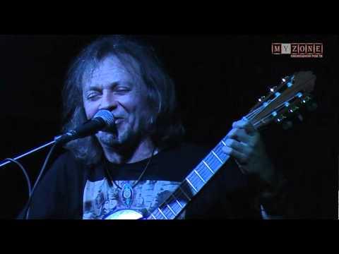 Сергей Калугин акустический концерт 02.10.11 MyZone 1 часть